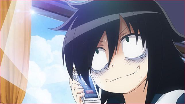 マイナーアニメ好き  私がモテないのはどう考えてもお前らが悪い! 喪8 「モテないし、見栄をはる」